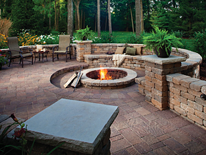 Fire Pits, Outdoor Fireplaces, Vacaville, Green Valley, CA