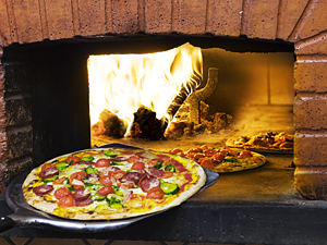 At Your Next Gathering Create Something Special For Your Guests By  Hand Crafting Home Made Pizzas In Your Built In Patio Pizza Oven.